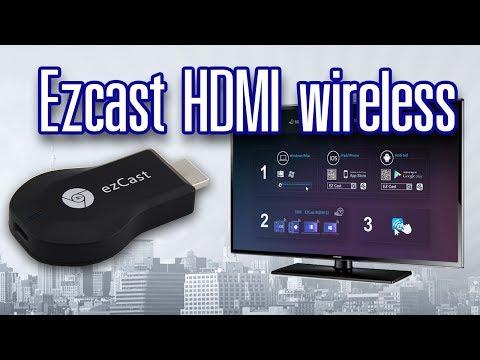 Ezcast HDMI wireless