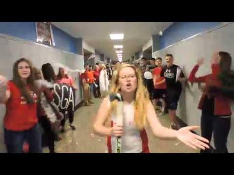 Lip dub- James M Bennett High school