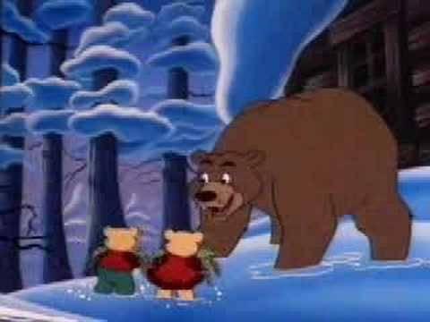 The Bears Who Saved Christmas.Christopher Holly The Bears Who Saved Christmas Part 4