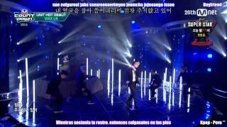 Perf VIXX LR Beautiful Liar Sub Español Hangul Romanizacion