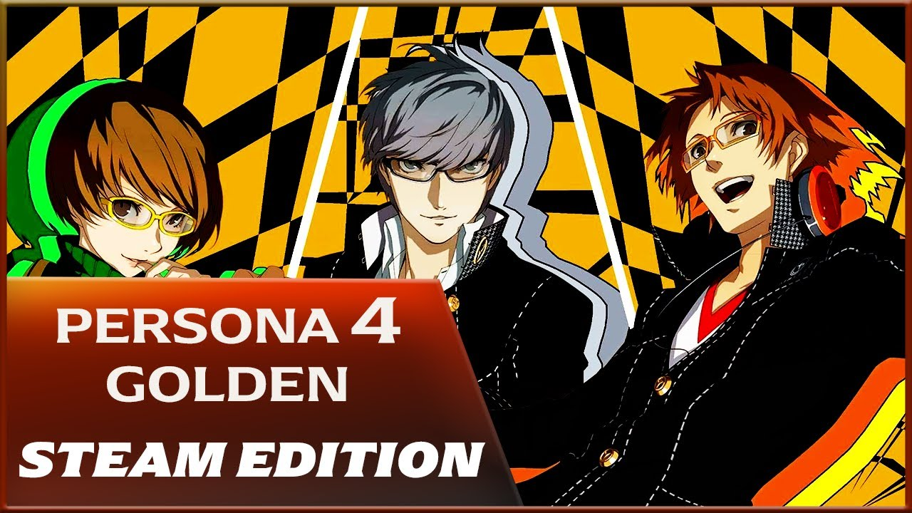 Persona 4 Golden Review - Steam Edition (Video Game Video Review)