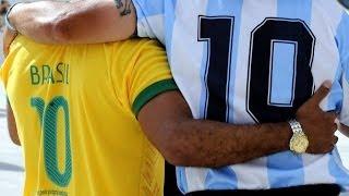 Brasil 2014: La popularidad del Fútbol