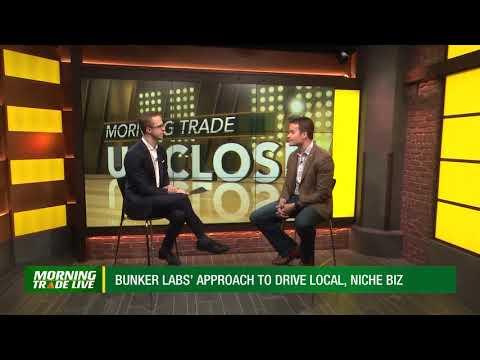 Bunker Labs: Empowering Veteran Entrepreneurs   TD Ameritrade Network: Morning Trade Live
