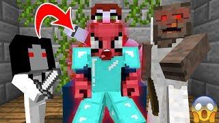 ZENGİN ÖRÜMCEK ADAMI KORKUÇ KÖTÜLER KAÇIRDI ! 😱ZENGİN VS FAKİR ÖRÜMCEK ADAM -Minecraft Video