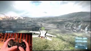 Tuto Battlefield 3 Comment piloter un avion jet PS3