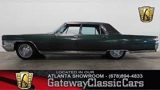1965 Cadillac Fleetwood - Gateway Classic Cars of Atlanta #391
