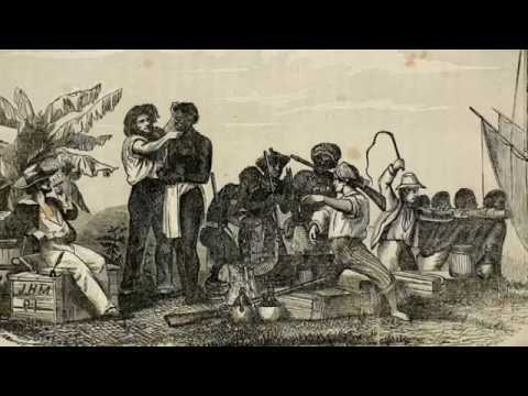 Pecha Kucha History: African Slavery Health And How It Impacted Today's Health