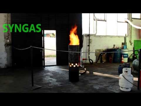 PYROGASIFICATION PROCESS -HPPB/SATIB WASTE TO ENERGY