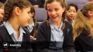 Year 5 at Headington Prep School