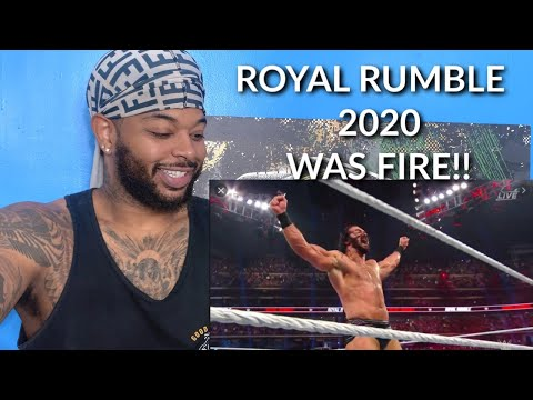 Up & Downs From WWE Royal Rumble 2020 | Reaction
