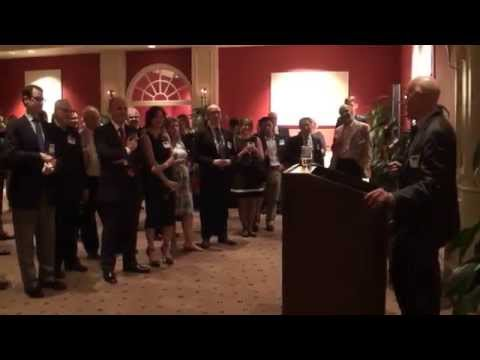 Oxford Vice-Chancellor Andrew Hamilton's visit to Texas - part 2
