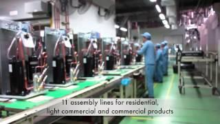 DAIKIN Factory in Malaysia