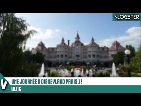 Une journée à Disneyland Paris avec maxoon49 ! [HD]
