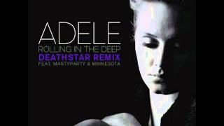Adele - Rolling In The Deep (Deathstar Remix) [Official]