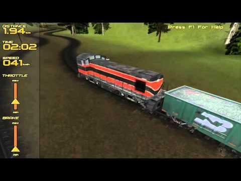 تحميل لعبة القطارات 2015