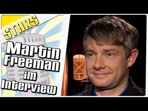 Der Hobbit - Interview Mit Martin Freeman (Bilbo Beutlin)
