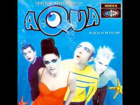 aqua  around the world