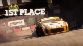 DiRT 2 different rally modes gameplay (Xbox 360)