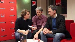 Morel, Meurice et Vizorek : après la radio, le livre !