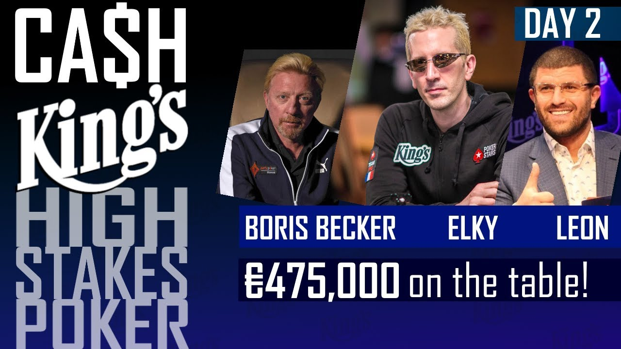 boris becker kings casino