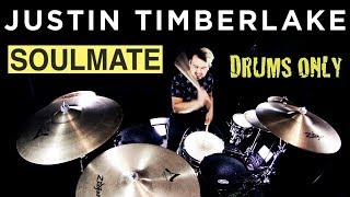 Download Lagu Justin Timberlake - SoulMate - DRUMS ONLY Mp3