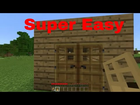 How To Make A Beginners House In Minecraft