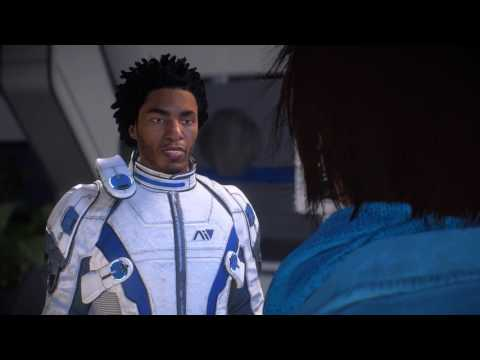 Mass Effect Andromeda Epilogue Chat With Liam (romance)