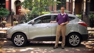 Hyundai Tucson 2012 Videos