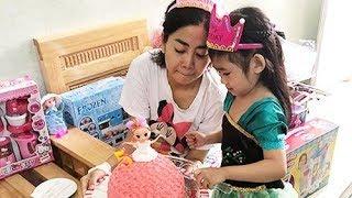 Rơi lệ khi Mai Phương cùng con đón sinh nhật 5 tuổi trong nhà thương