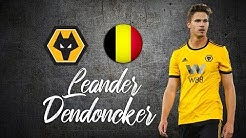 Leander Dendoncker ● Skills , Defending Skills , Tackles ●│2018 - 2019│►HD