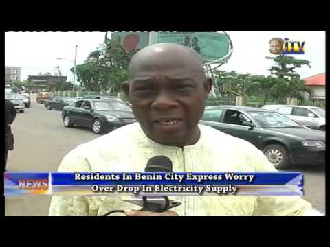 Benin residents express worry over drop in electricity supply