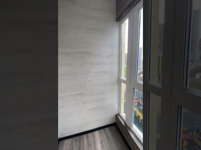 Смотреть видео Теплая комната на балконе @ Столичная, 4