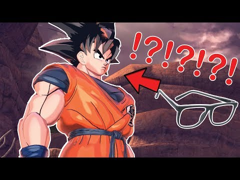 Dragon Ball Xenoverse 2 | Goku Needs Some Glasses