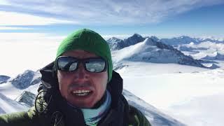Антарктида. Фильм Алексея Балакина
