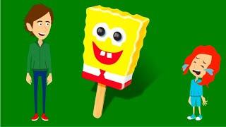 Boris Eats Rosies Spongebob Popsicle  Grounded Part 1