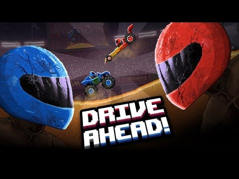 Игры на двоих/Drive Ahead!Sports