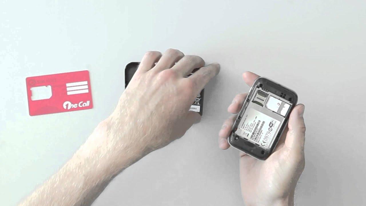 slik bruker du modemet ditt one call mobilt bredbånd youtube