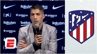 Luis Suárez habló sobre el Barcelona, Lionel Messi y por qué eligió al Atlético Madrid | Exclusivos