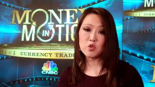 """CNBC's Melissa Lee talks """"Money in Motion Currency Trading"""" - 3/18/11"""