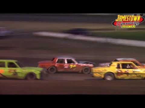 Jamestown Speedway Bomber A-Main (8/18/18)