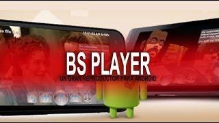 BS Player ¿El mejor reproductor de video para Android?(Ver más videos en: http://www.configurarequipos.com/ Muchos creen que la llegada de los Smartphone y el crecimiento de sus pantallas suponen la muerte de ..., 2014-05-13T13:23:02.000Z)