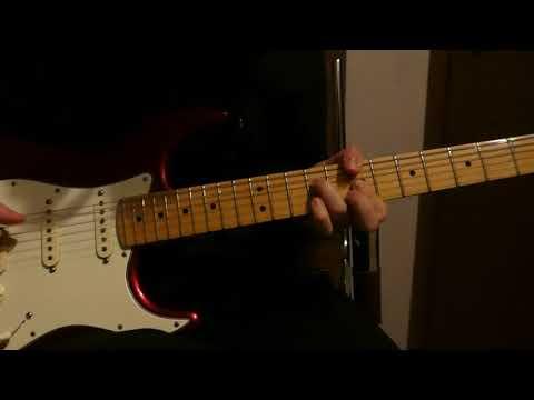 Radiohead - Weird Fishes (Guitar Lesson) - Part 2/3
