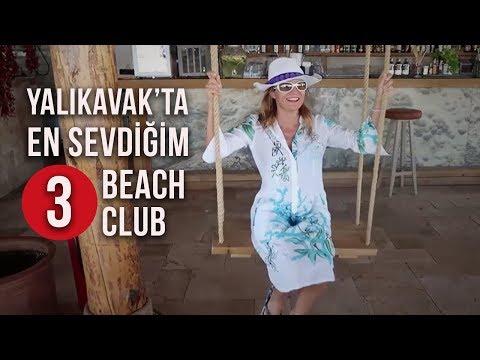 Yalıkavak'ın En Güzel 3 Beach Club'ı (2018)