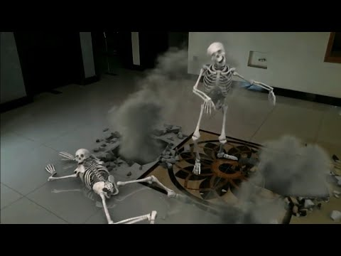 VFX S.Movie | OFFICE OF THE DEAD | CGI Animated Short Movie