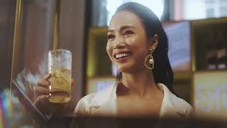 2019 JOHNNIE WALKER VIETNAM X LE THANH HOA   GOLD LABEL RESERVED