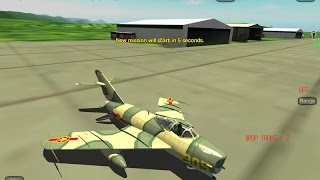 Gunship III - Combat Flight Simulator - V.P.A.F GamePlay