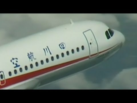 Sichuan Airlines co-pilot was sucked halfway out of window
