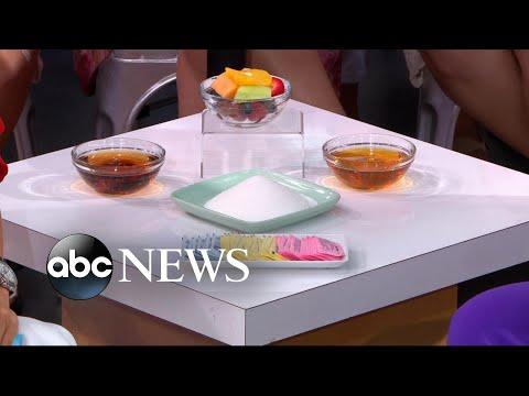Do artificial sweeteners make you gain weight?