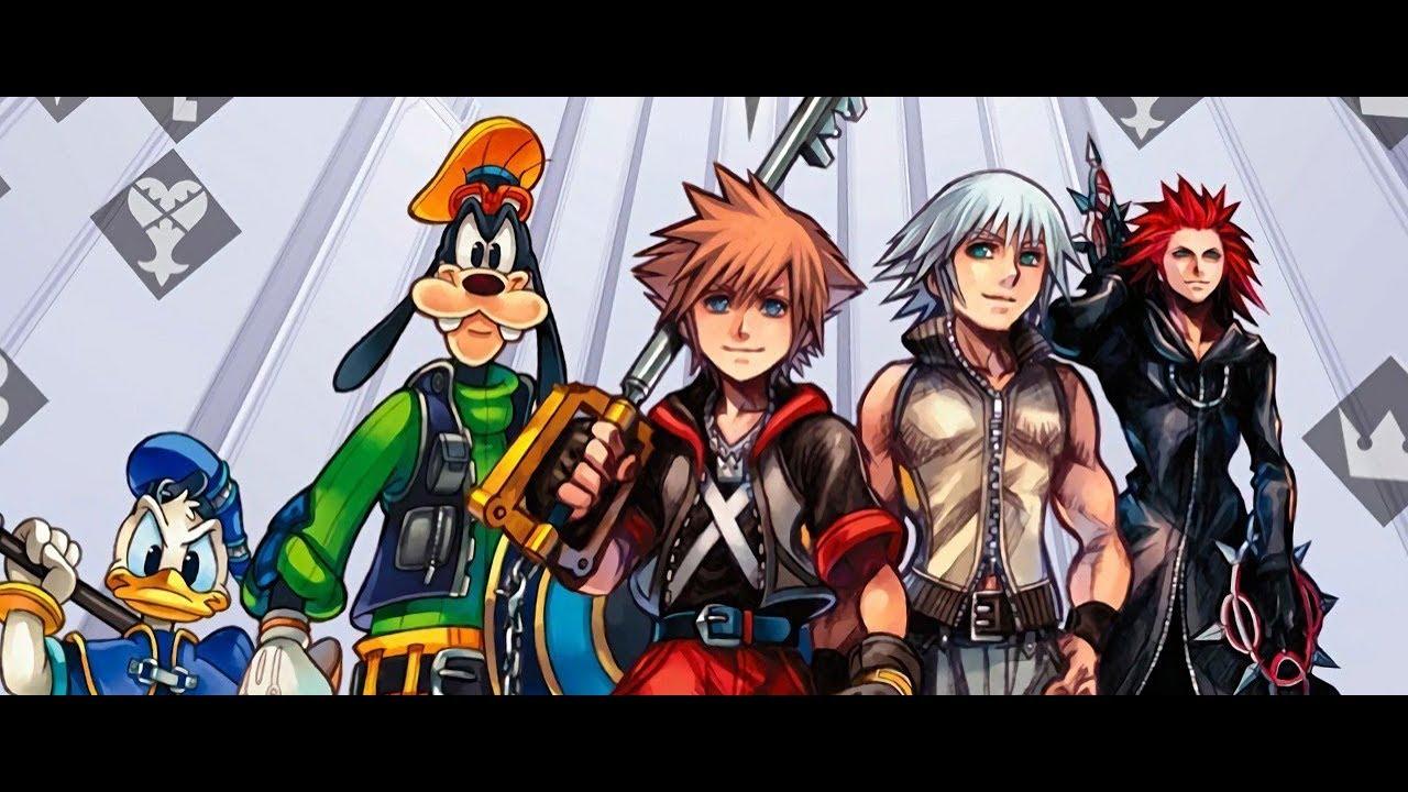 Saga Kingdom Hearts En Orden Cronologico Youtube