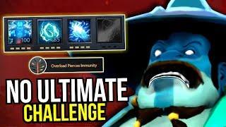 NO ULTIMATE CHALLENGE - WTF Storm Spirit No Ball Lightning 7.10 Dota 2   Upside Down 63